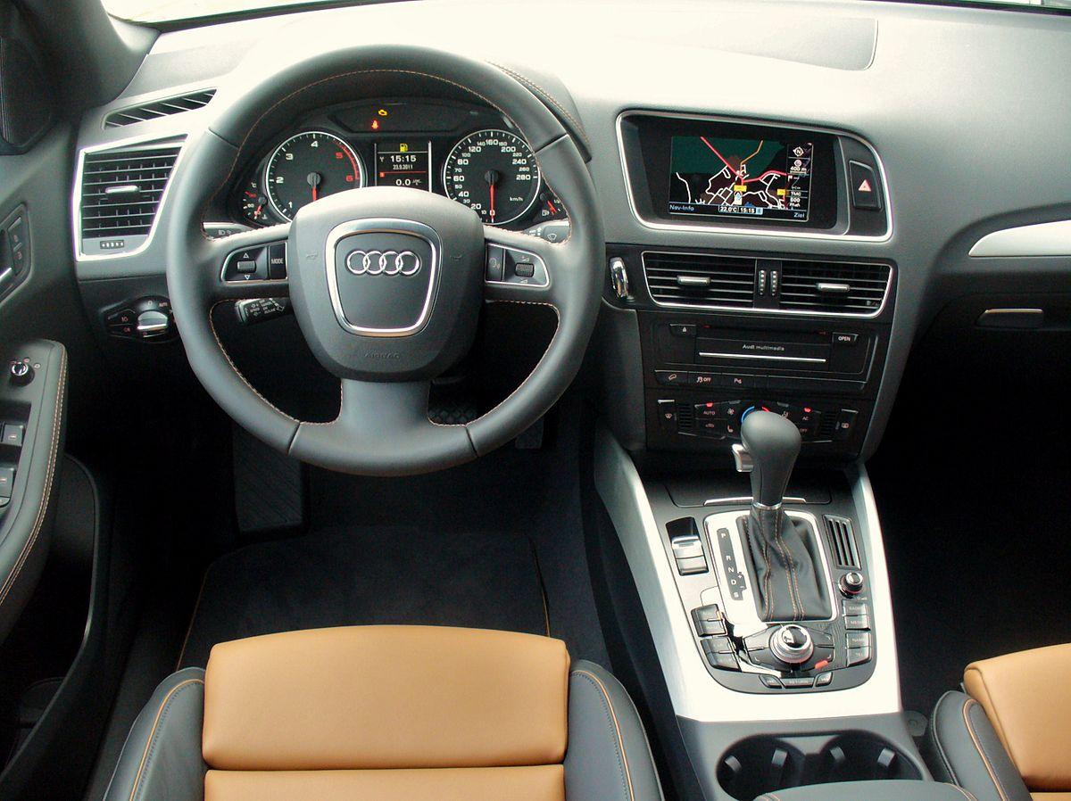 Фото Audi Q5 2.0 TDI quattro S-tronic