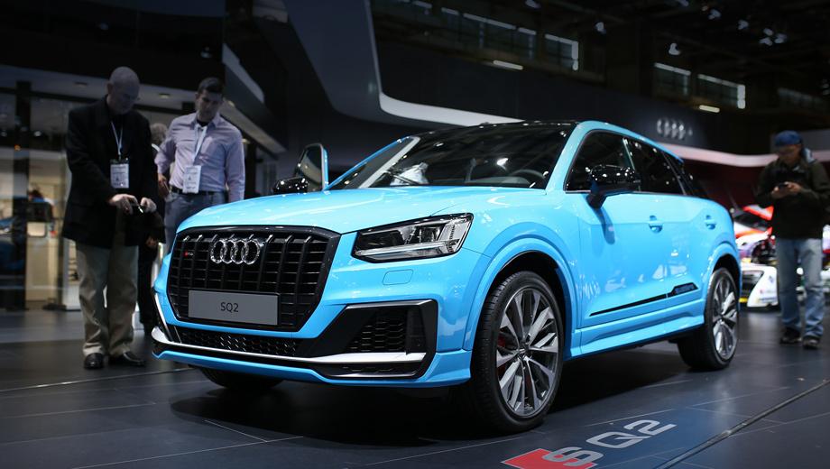 Фото Audi SQ2