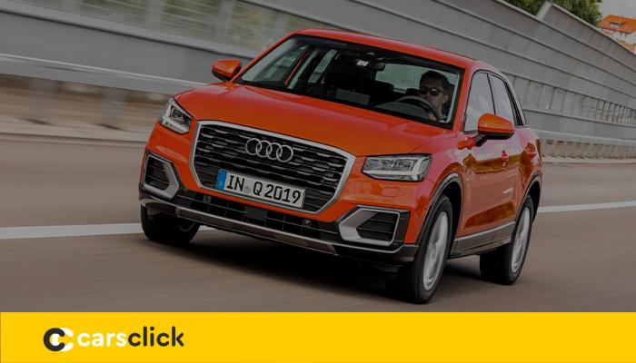 Фото и обзор Audi Q2