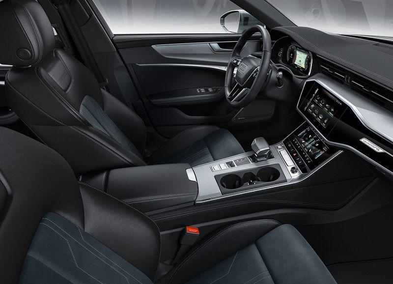 Интерьер Audi A6 Allroad Quattro 2020