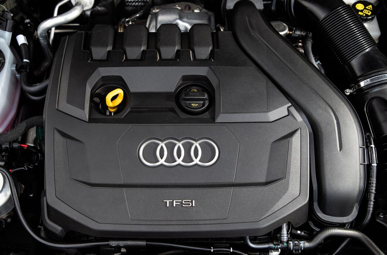 Мотор TFSI на Audi A1
