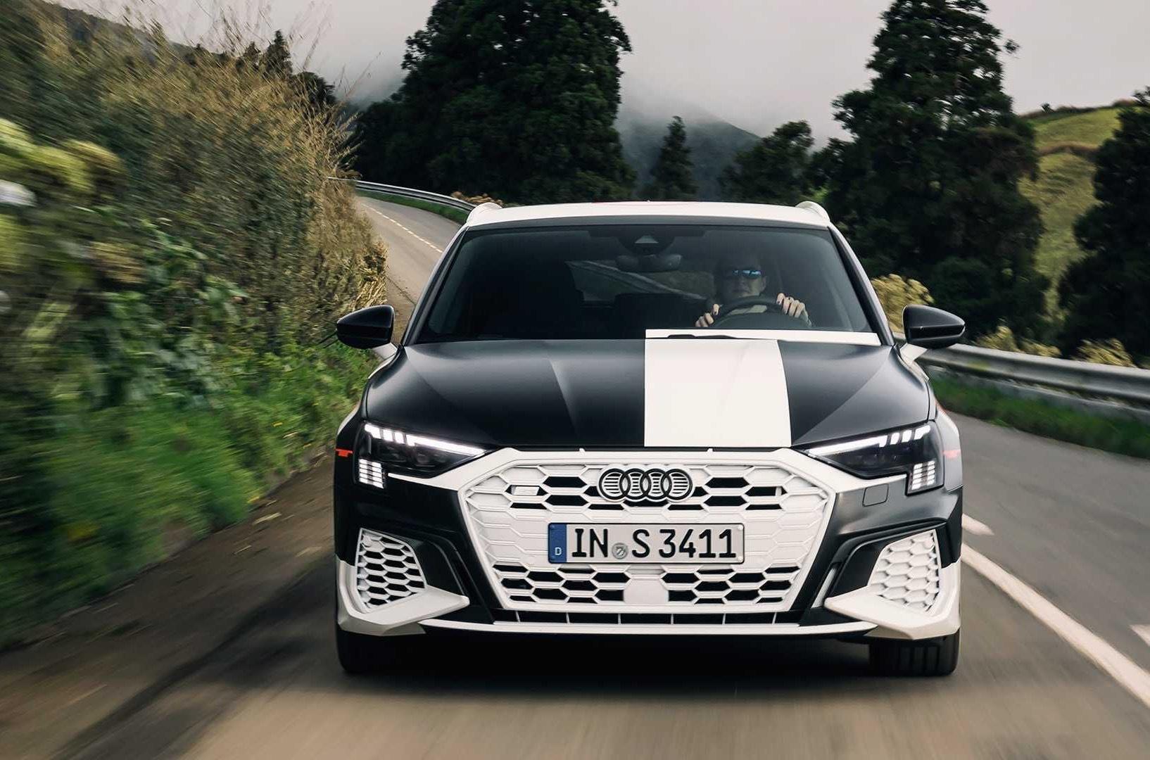 Новый Audi S3 Sportback