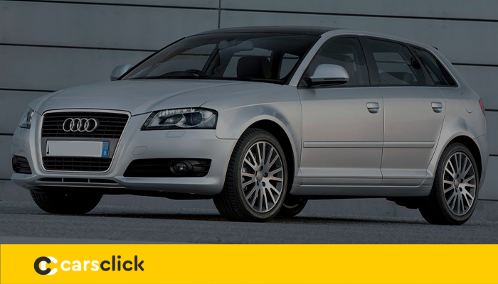 Обзор и описание Audi A3 8P