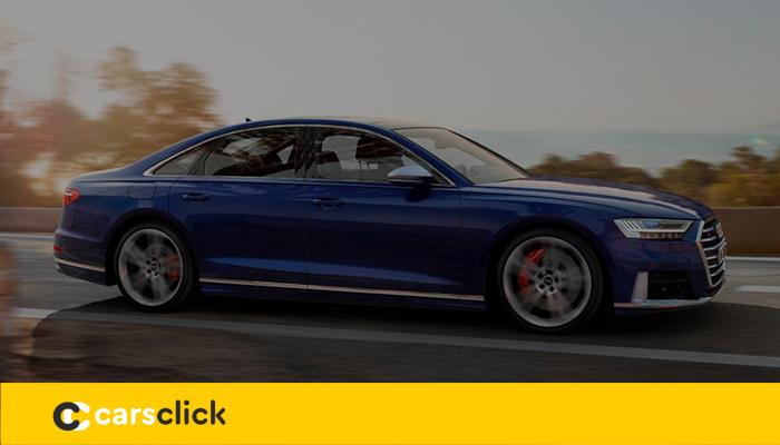 Обзор линейки машин Audi S8