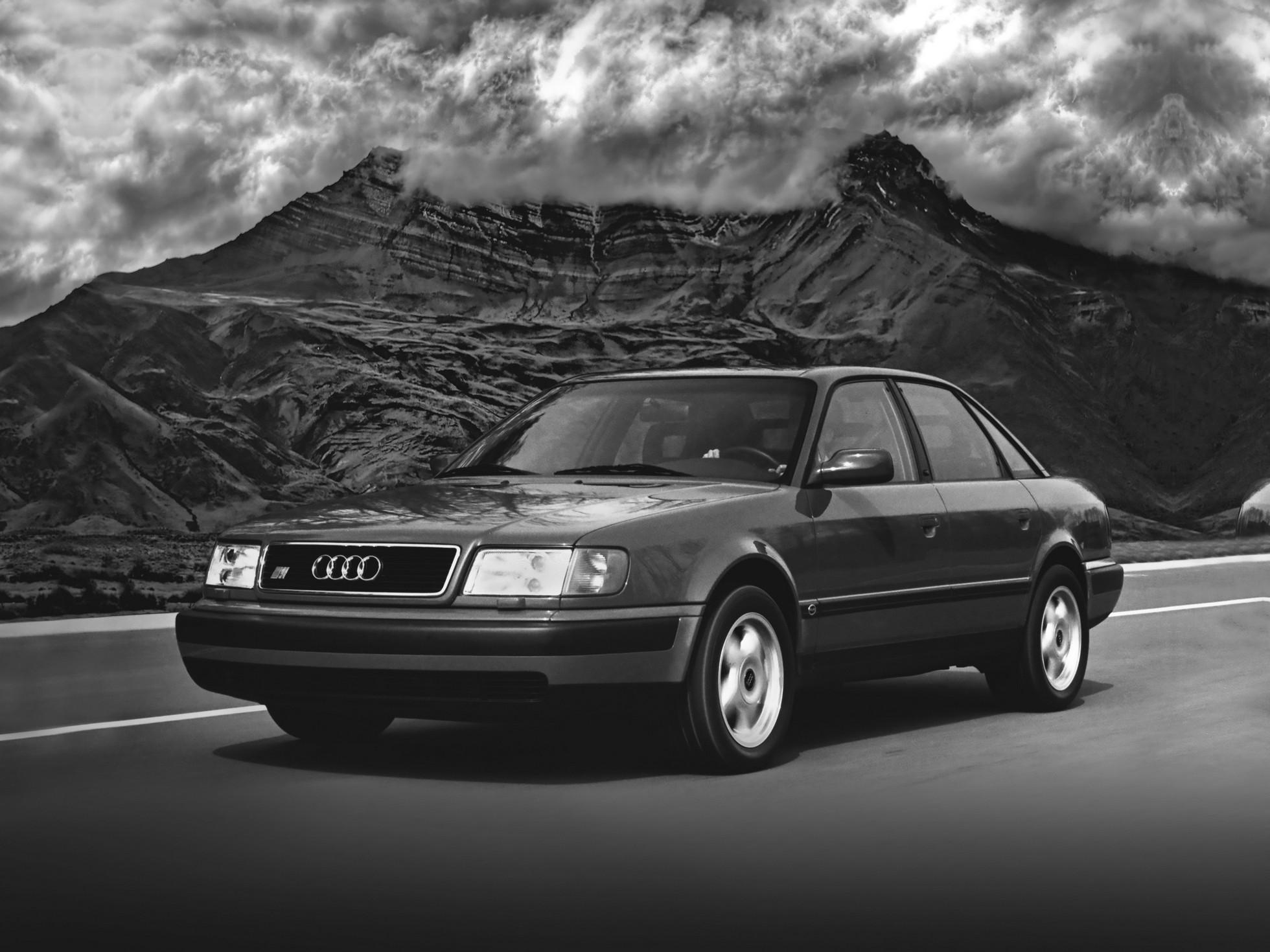 Фото автомобиля Audi 100 C4 (Ауди 100 С4)