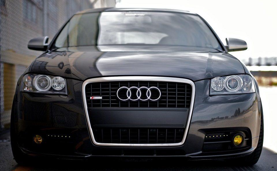 Перед Audi A3 (8P)