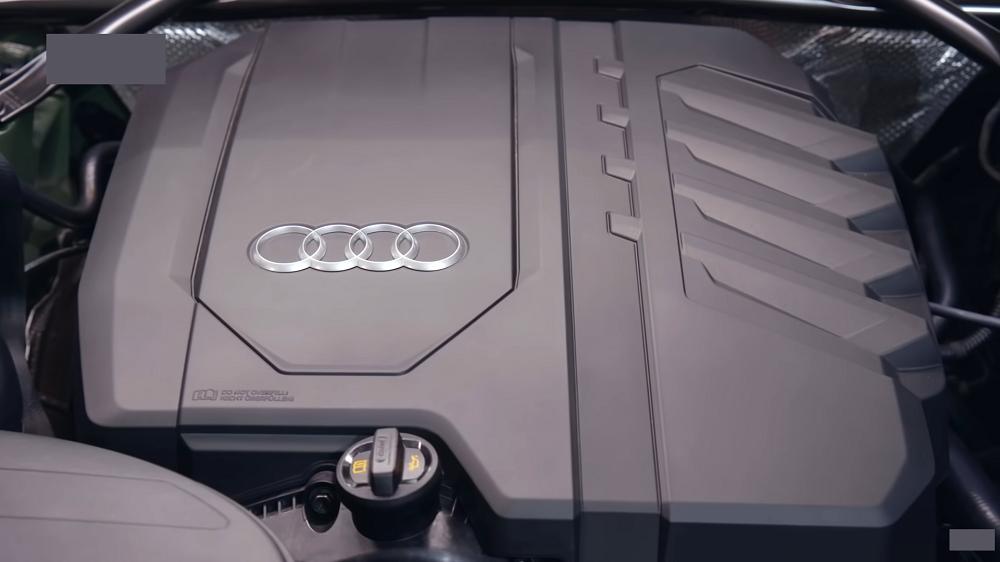 Под капотом новой Audi Q5 2020