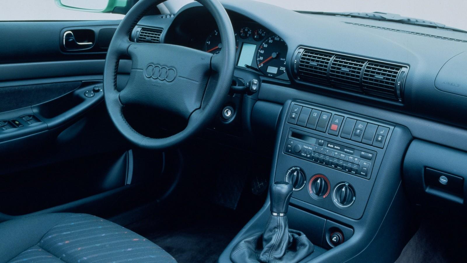 Салон Audi A4 B5