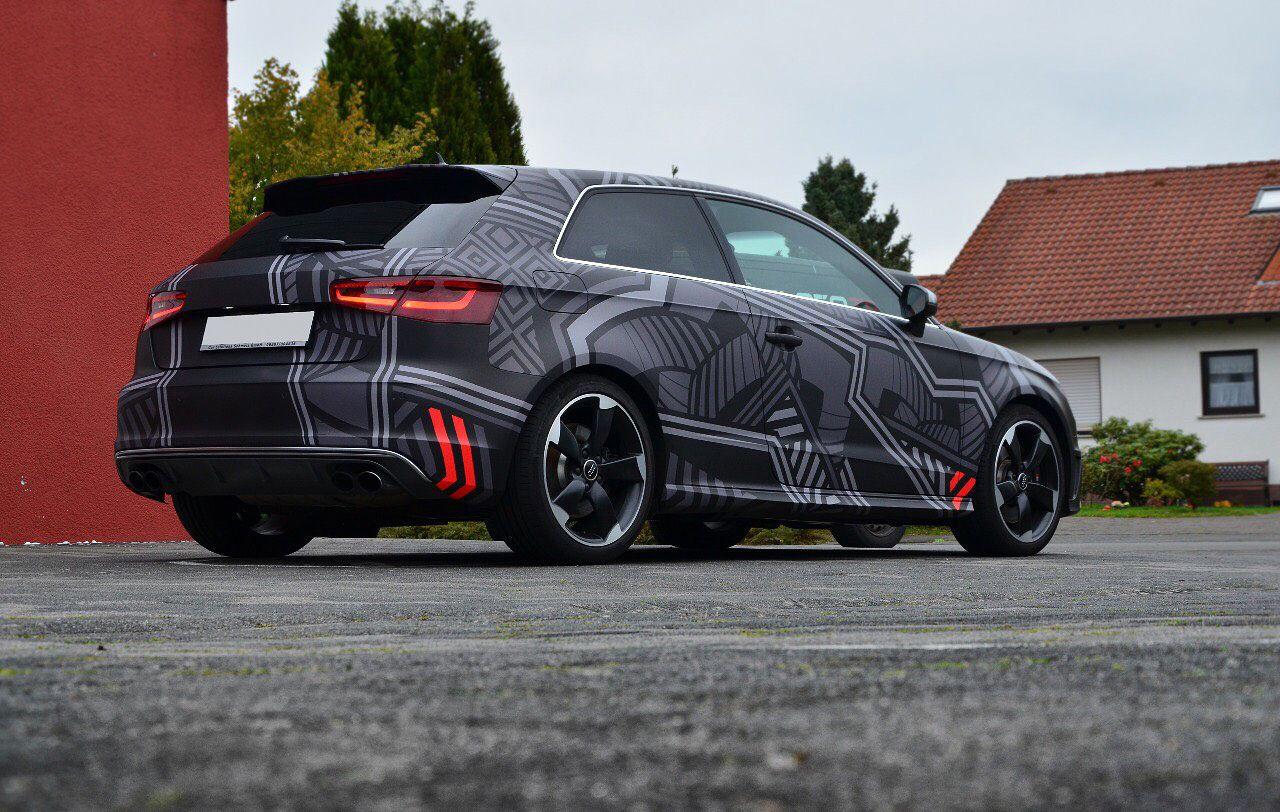 Тюнинг Audi S3