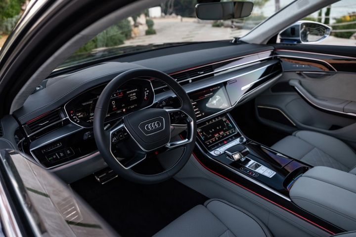 Audi A8 Long 2020