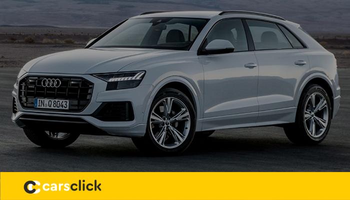 Audi Q8 - обзор машины и ее фото