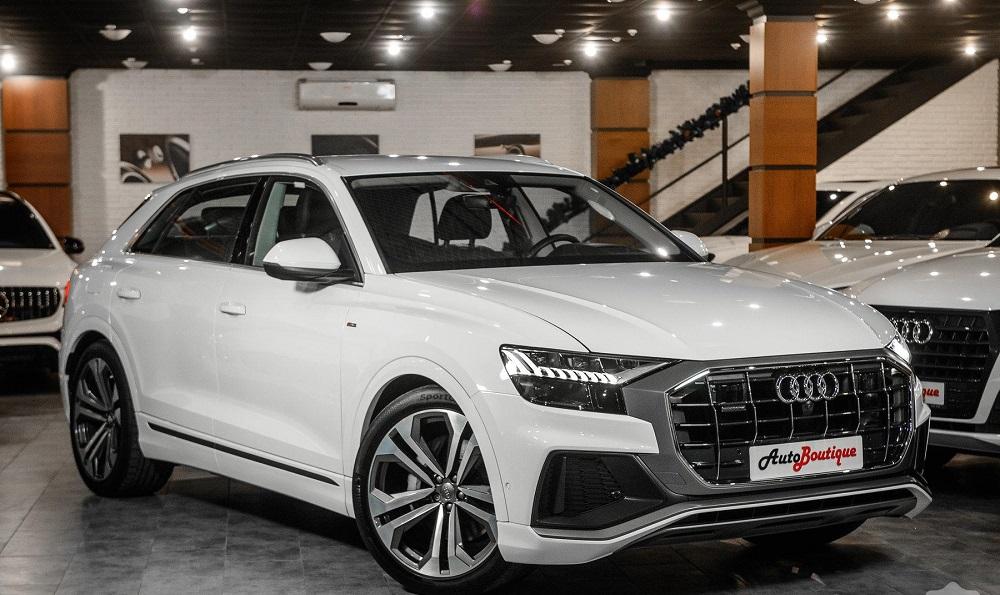 Audi Q8 Sline 50TDI Quattro '2019