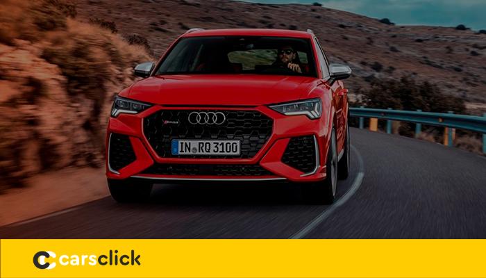 Audi RS Q3 2020 - обзор и фотографии