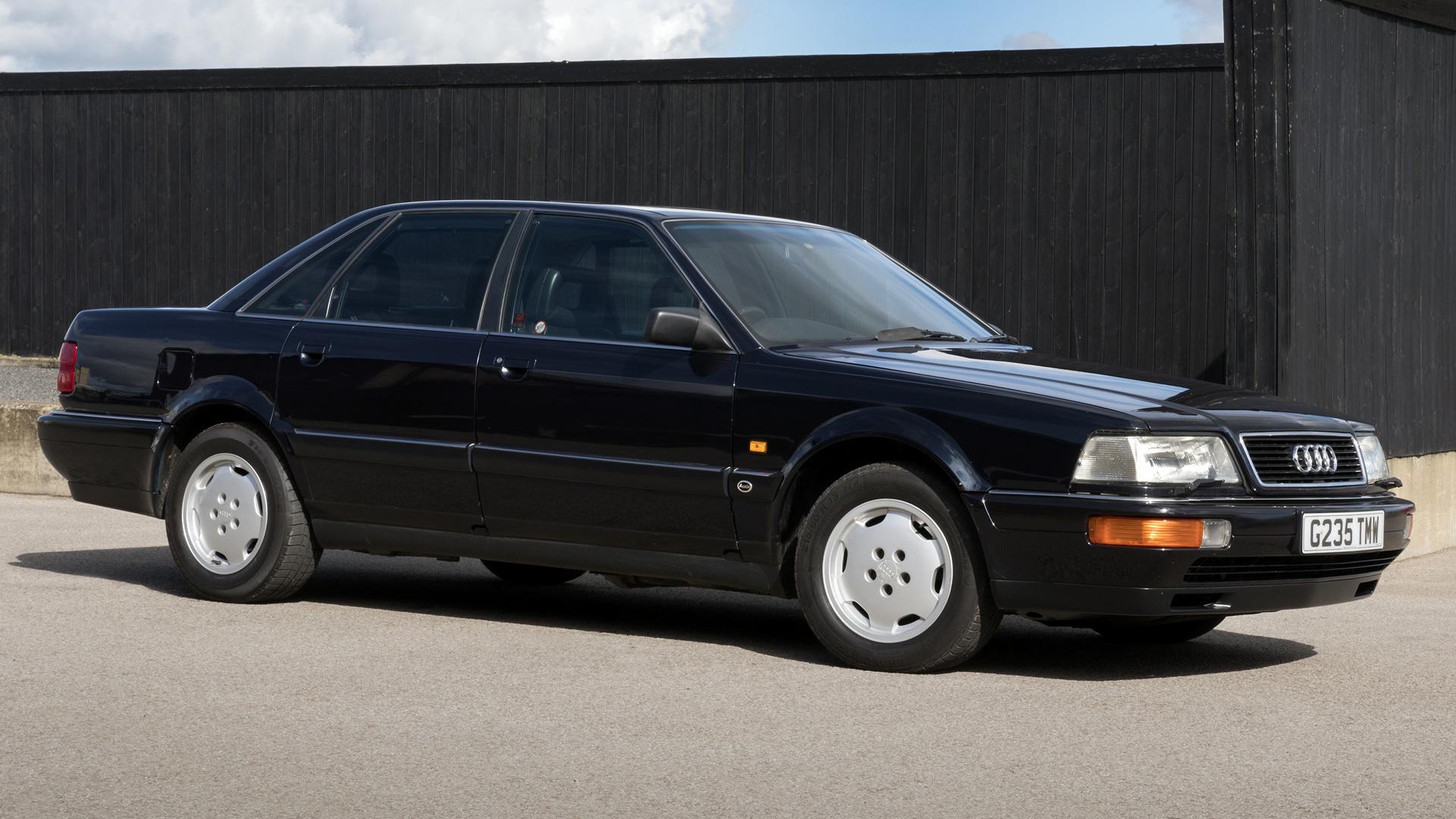 Обзор Audi V8: технические характеристики, цена ...