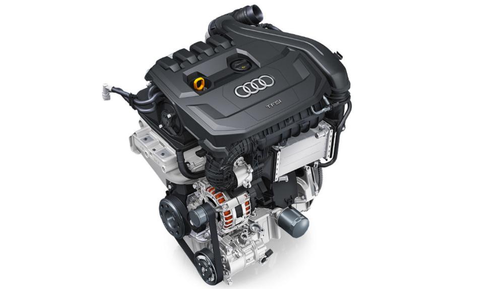 Двигатель на Audi Q3 2019
