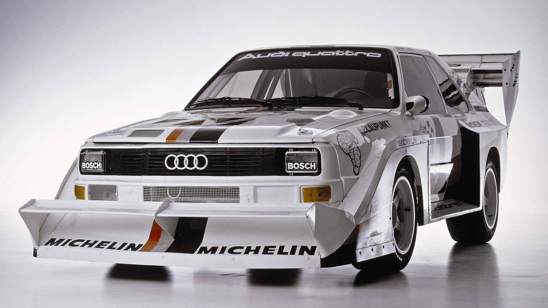 Фото 1986 Audi Sport Quattro S1 Pikes Peak