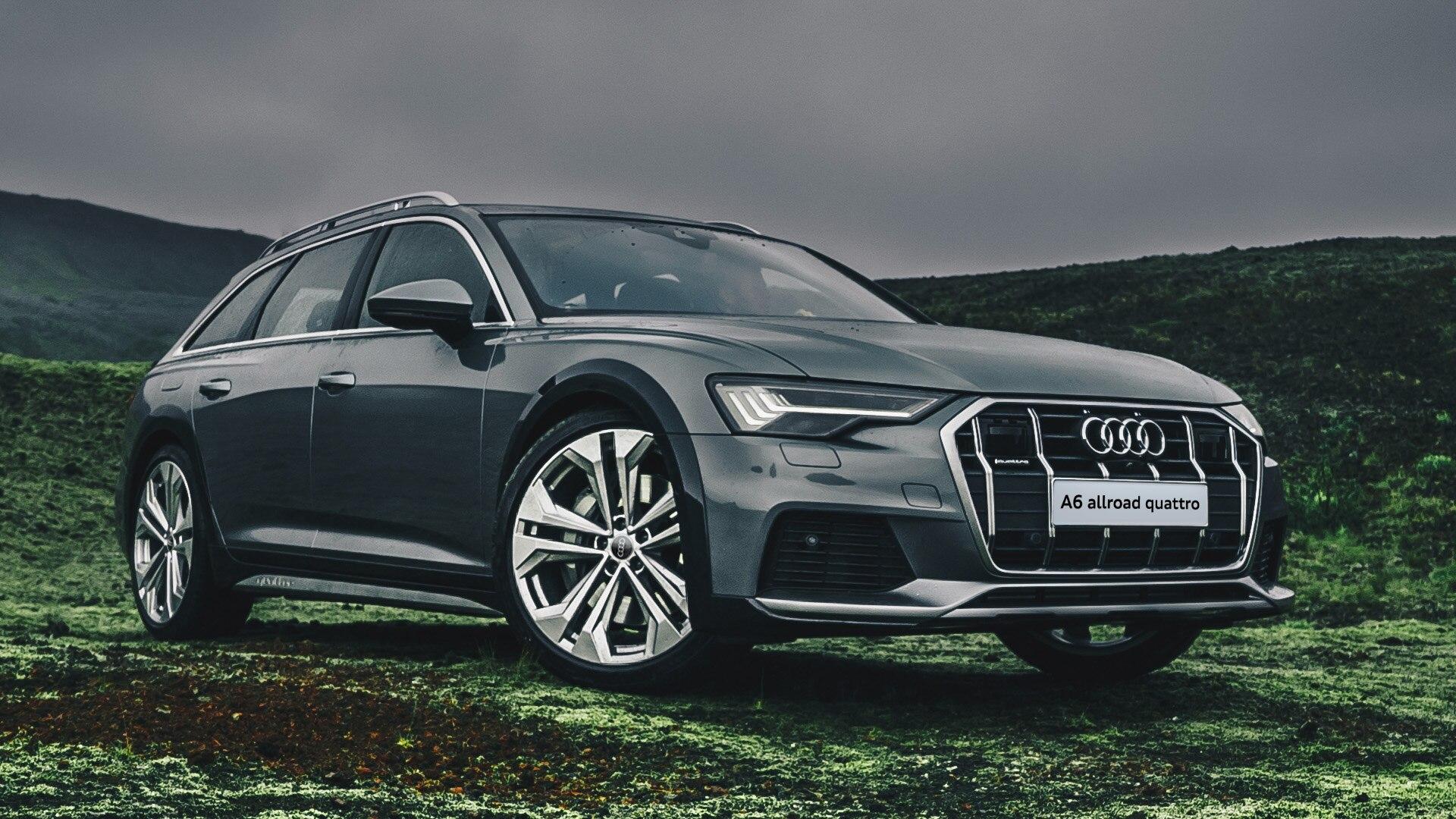 Фото автомобиля Audi A6 allroad quattro 2019