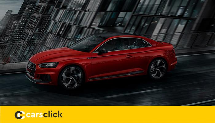 Фото и обзор Audi RS5 Coupe
