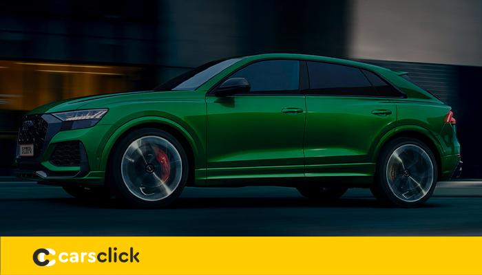 Обзор и фото Audi RS Q8