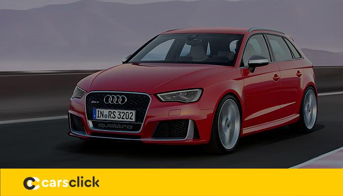 Обзор и фото Audi RS3