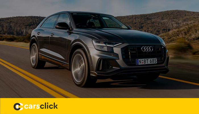 Технические характеристики и особенности Audi Q8