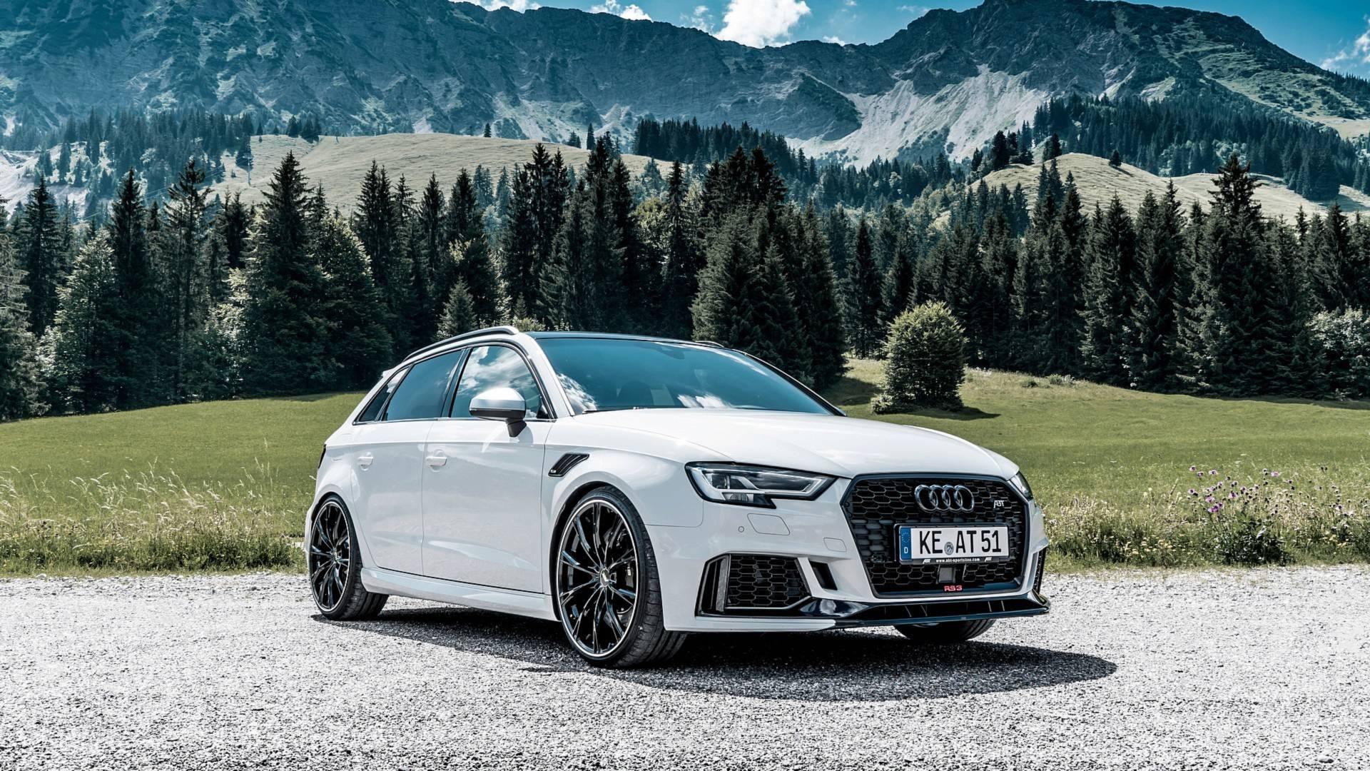 Тюнинг хэтчбека Audi RS3 Sportback от ABT