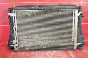 Замена радиатора кондиционера на Шкода Октавия А7
