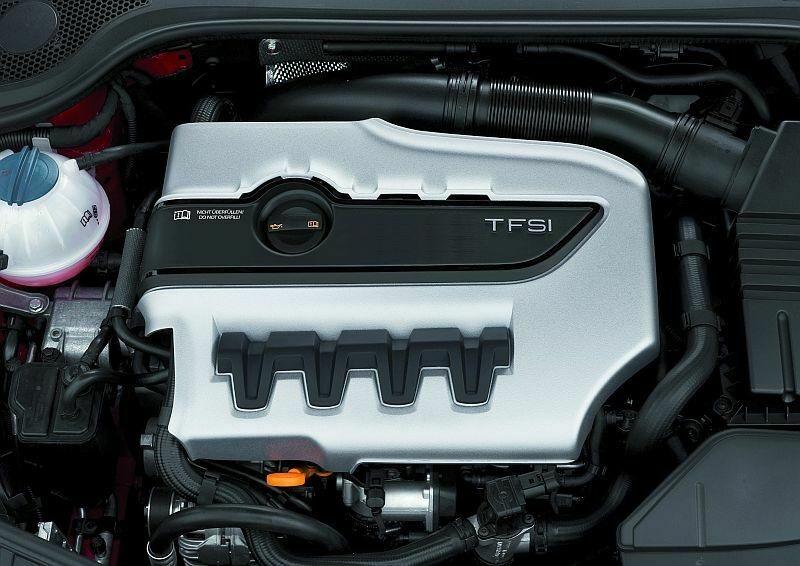 2.0л EA827 / EA113 TSFI DOHC I-4