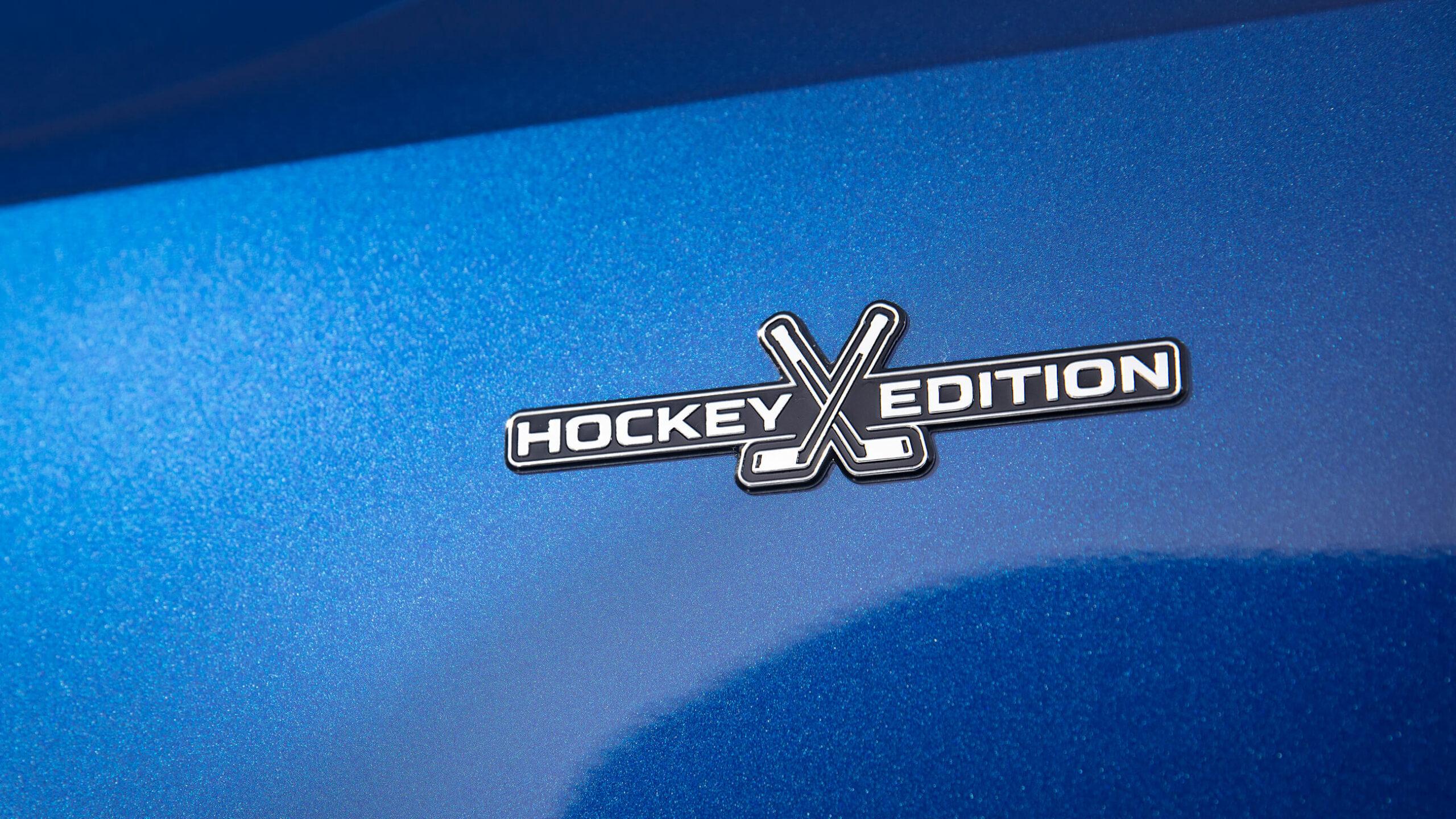 Эмблема Hockey Edition