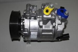 Ремонт компрессора кондиционера в автомобиле Шкода Октавия А5 и причины неисправности