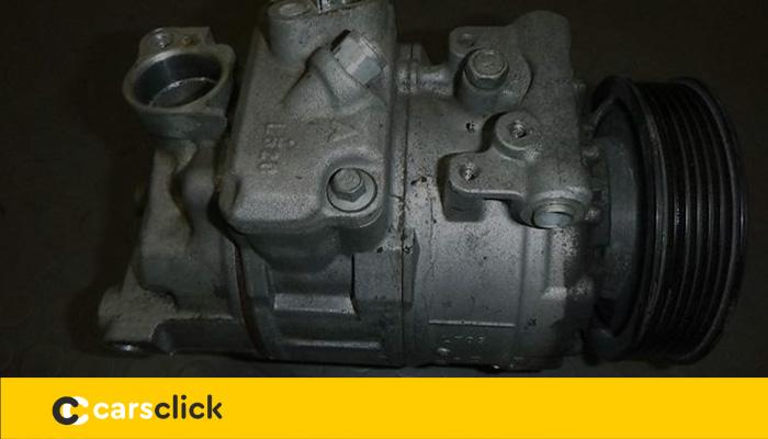 Ремонт компрессора кондиционера в автомобиле Шкода Октавия А5