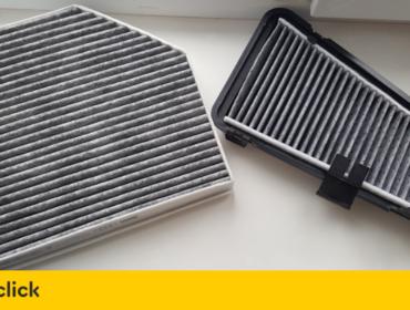 Как заменить салонный фильтр в Audi A4 B8