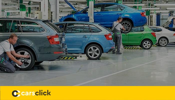 Регламент ТО для авто Шкода Октавия А7