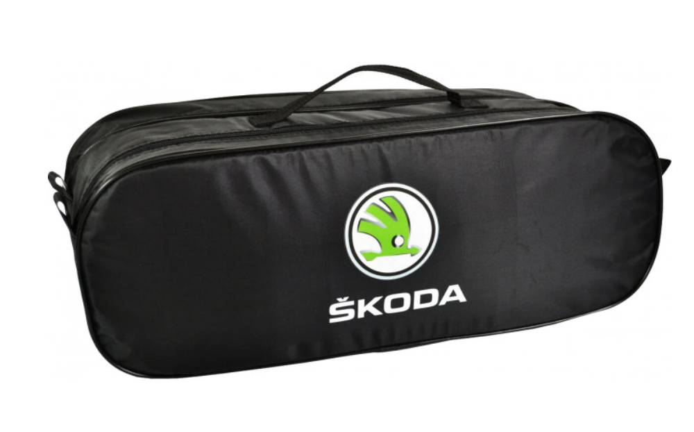 Сумка-органайзер Poputchik в багажник Skoda