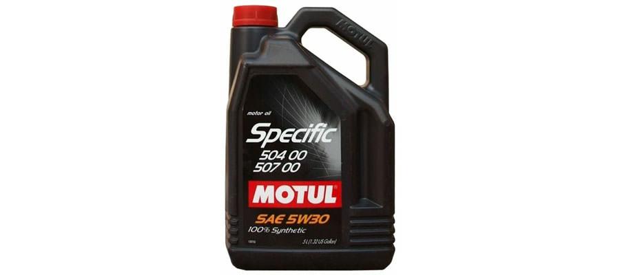 Моторное масло MOTUL Specific 504/507 5W30
