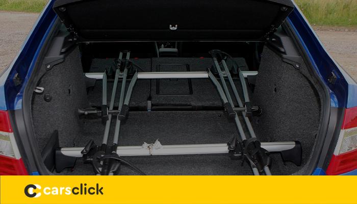 Объем багажника в Шкода Октавия А7
